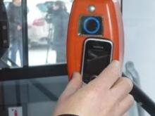Валидаторы для бесконтактной оплаты проезда испытают на маршрутах №7,№13, №22