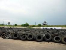 В Набережных Челнах отработанные шины перерабатывают в резиновую крошку