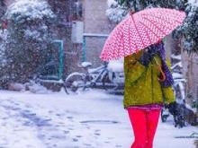 В Татарстане трое суток будут идти снег и дождь. Температура днем не превысит 5 градусов