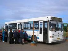 Дачные автобусы будут отправляться не с «движков», а с остановки «Кузнечный завод».