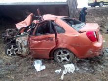 В страшной автоаварии на трассе М-7 погибли два человека, еще двое получили тяжелые травмы