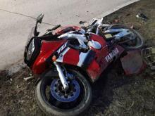 Первая жертва мотосезона в Татарстане - в Альметьевске насмерть разбился 22-летний байкер