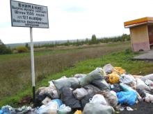 В местах постоянного сброса мусора в Набережных Челнах установят видеокамеры