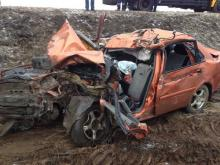 Скончалась третья жертва ДТП на автотрассе М-7 - пара возвращалась из свадебного путешествия