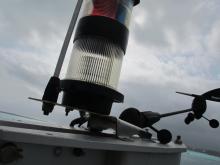 Как я начинал службу на флоте - бегал с чайником на клотик...