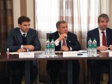 Рустаму Минниханову представили проект производства меламина в ОЭЗ «Алабуга»
