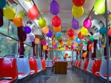 Трамвайный вагон в Набережных Челнах можно арендовать за 2400 рублей в час