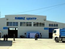 В Волгоградской области открыт новый сервисный центр «КАМАЗ»