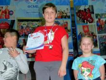 Юный челнинец Алексей Плешаков стал чемпионом России по мечевому бою