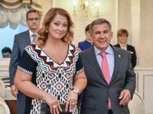 Президент РТ Рустам Минниханов заработал в 2016 году 7,5 млн рублей. Его жена - 2,3 млрд рублей