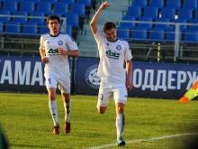 Футбольный клуб 'КАМАЗ' обыграл новотроицкую 'Носту' со счетом 3:1