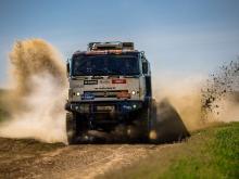 Экипаж Андрея Каргинова на 'КАМАЗе' стал победителем ралли 'Баха Крым' в классе грузовиков