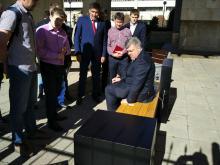 В Набережных Челнах предлагают установить 'умные скамьи' за 60 тысяч рублей