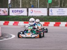 Команда «КАМАЗ-мастер Юниор» забрала 10 призовых мест на гонках картов