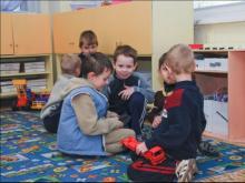 Родители недовольны: отопление в детских садах отключили слишком рано