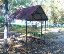 Детский домик... для ханыг