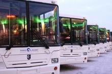 Большие автобусы появятся весной