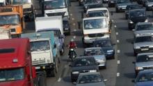 Автомобилистов в городе стало больше на 11 тысяч