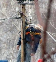 Смерть электрика