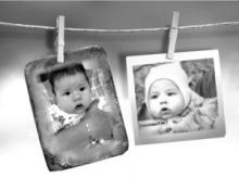 Семейный фотоконкурс «Челны ЛТД»: «Как две капли»