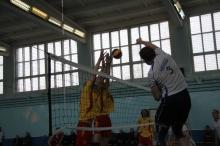 Челнинские волейболисты - чемпионы Поволжья