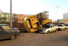 - Битва за парковочные места (Разина Хасанова)