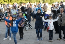 Арт-площадь ДК КАМАЗ продолжает работать по пятницам и субботам. Как ее открывали (фото)